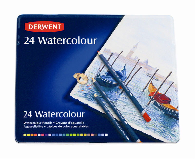 derwent watercolour pennor