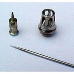 Airbrush A/B Spare - SP35 needle/nozzle cap